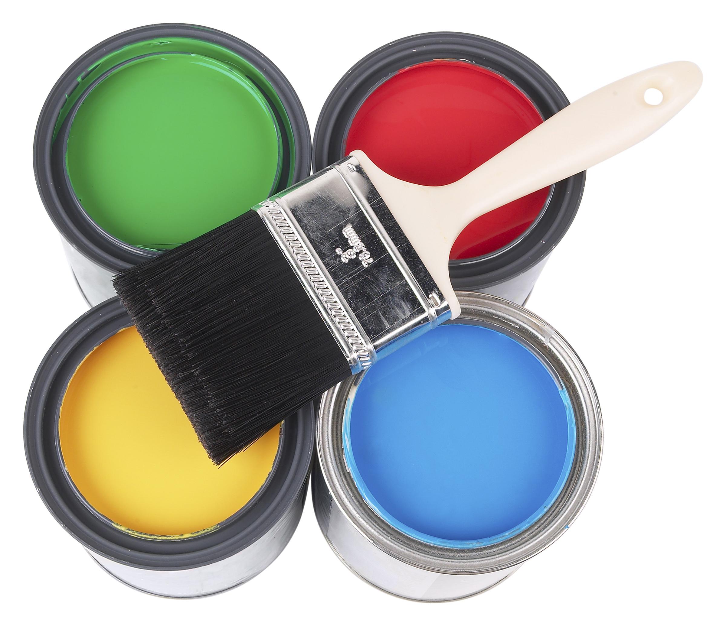 رزین های صنعت رنگ و ساختمان
