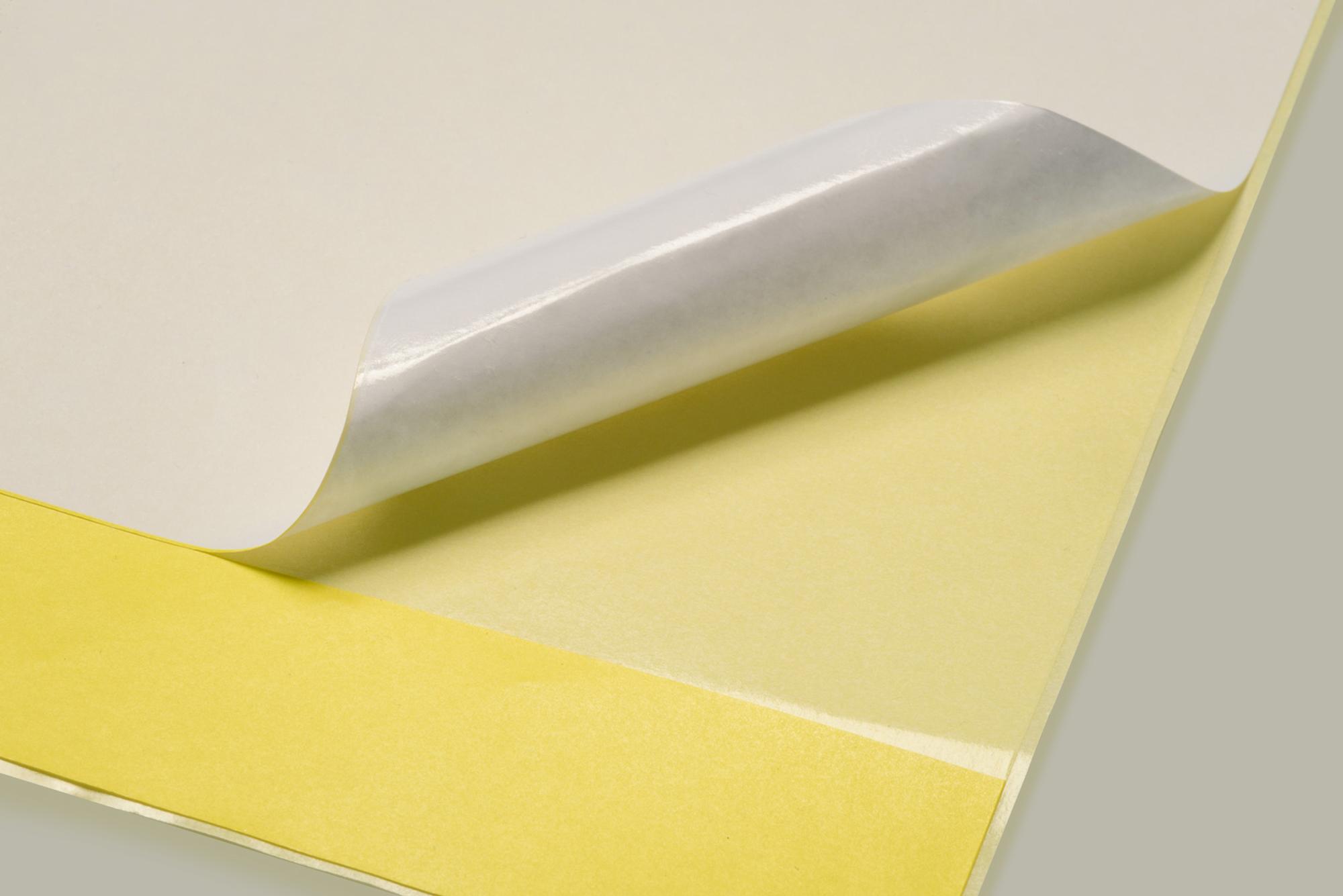 لیبل های کاغذی