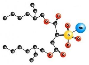 سولفوسوکسیناتها بهعنوان عوامل فعالسطح خالص